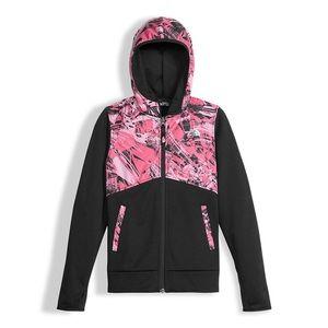 The North Face 8/10 medium kickin it hoodie jacket